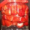 久しぶりの赤ちょうちん果実酒充実化計画第5弾 ~いちご酒を漬けてみる~