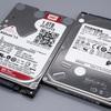 OSの起動ディスクや多重録画・監視カメラ用途に向いてるハードディスク。