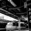 貨物列車、東海道旅客線迂回運転 2016.10.19 (う5060レ)