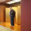 大人の好奇心「春うらら・幇間芸を料亭で楽しむ」(4/12)