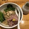 真鯛らーめん 麺魚で鯛油そば(錦糸町)2回目
