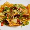 揚げワンタンの野菜あんかけのレシピ