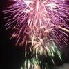 筑後船小屋の花火大会に行ってきました。ドドーン!(福岡県筑後市)