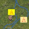 【真夏版】木陰の1kmバル新コースを開拓 連続ラン挑戦672日目