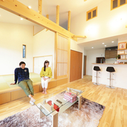 両親も大満足!5人が住む平屋を二世帯住宅へ建て替え