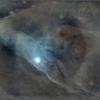 蒼い馬星雲の失敗