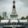 TVアニメ『DEVIL SURVIVOR 2 the ANIMATION(デビルサバイバー2)』舞台探訪(聖地巡礼)@札幌編