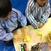 11月のアトリエレポート⑦〜海とポケモンと・・粘土と折り紙と・・