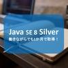 【実践】働きながらでもJava Silverを1か月で取得する!