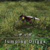 【FF14】 モンスター図鑑 No.049「ヂッガ(Jumping Djigga)」
