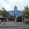 愛西市中央図書館を訪れる