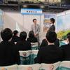 2年目職員デビューの日 マイナビ就職EXPO