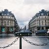 パリのスリ