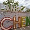 今日のチェナンビーチ(ランカウイ島)、Yasmin Expressのお昼