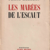 :FRANZ HELLENS『LES MARÉES DE L'ESCAUT』(フランツ・エランス『エスコー川の潮』)