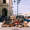 イタリア Montebelluna(モンテベッルーナ)の蚤の市