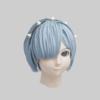 【Blender #14】Re:ゼロのレムをモデリングしてみた