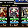 level.1610【魔獣系15%UP】第193回闘技場ランキングバトル2日目