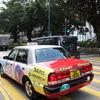 香港出張3日目(前編)。車にひかれかけながらゲリラ撮影。彌敦道。