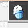 AnimeEffectsを使ったアニメーション(1) とりあえずPSD開いてみる