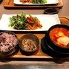 韓国料理を食べに行きました