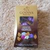【ゴディバ】トリュフアソートメント実食!ミルク、ダーク、ホワイトの3種のチョコレートを味わう!