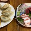 居酒屋「魚めい」で、手作り餃子と、刺身と、こだわり料理群を堪能!【清澄白河】