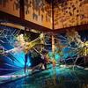 ホテル雅叙園東京「和のあかり×百段階段」清方の間・頂上の間