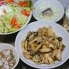 累計4.1㎏減量 こんにゃくご飯でダイエット挑戦中 22日目