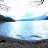 しずかなしずかな芦ノ湖