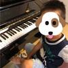 眠たい息子VSピアノの先生・ママチーム【幼児のピアノレッスン】