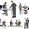 リーダーは役職でなく役割だ。 数字踏まえ、論定的に多方面から考えること、そして分析、決断、実行、責任。