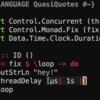 Template Haskell でいい感じに時間の長さを書けるライブラリ duration を作った