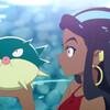 【薄明の翼】第4話更新。水ポケモンは美しい・・・。