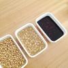 豆をゆでる時には、一度にひと袋ゆでる。大豆や小豆のゆで方、冷凍のコツ
