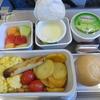 【香港】事前に確認した「基本情報」と「機内食」