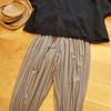 この服さえあれば旅行も日常も助かる!プリーツプリーズのフラッフィーパンツ