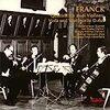 東独の音 ゲヴァントハウス弦楽四重奏団のフランク