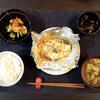鱈の味噌チーズホイル焼き・ひじき煮・キムチきゅうり