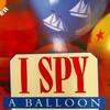 子供たちに読み聞かせをしたい英語の絵本「I SPY A BALLOON」