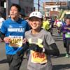 みんな走った大阪ハーフ!!ガチャピン&ムックで応援していました!!そして僕もまた、応援者から力をもらいました!!