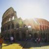 GoPro(ゴープロ)で撮った 永遠の都ローマはやっぱり決闘って感じだぞっ! #goprorome