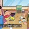 クレヨンしんちゃん 第960話 雑感 春日部のさつま芋ってまるで京都宇治抹茶が中身なのに大和茶と言い張る奈良みたいじゃないか。