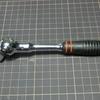 久々に工具を購入! SK11「スイベルラチェットハンドル(3/8 ショートタイプ)」