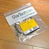 StarTech.com USB Type-C - ディスプレイポート変換アダプタ 1m 4K/60Hz 、ColorEdge CG248-4K を映す!