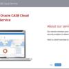 Oracle CASB Cloud Serviceでセキュリティリスクを見てみよう_OCI登録編