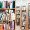 図書館の利用は簡単!
