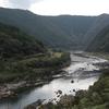 ちょっと道草 201022   四万十川ウルトラマラソンの周辺2  沈下橋 ジップライン