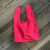 レジ袋有料化のプチストレス解消に「レジ袋再現エコバッグ」を作りました
