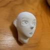 【粘土でフィギュアを作るのさ】ニューファンドで佐条を作る【vol.2:お顔と腰】